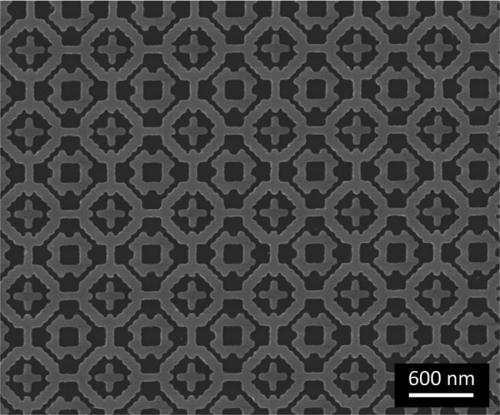 Genetic approach helps design broadband metamaterial