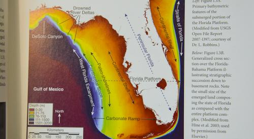 Geologic formation of Florida