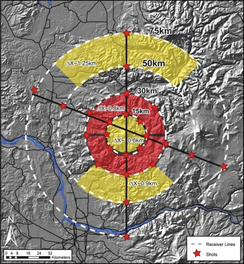 Geophysicists prep for massive 'ultrasound' of Mount St. Helens