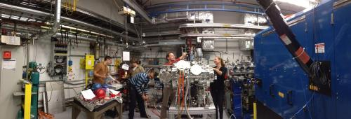 LAMP: A new tool turns on at SLAC's X-ray laser