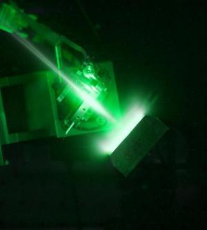 LLNL researchers define boundaries for petawatt laser absorption