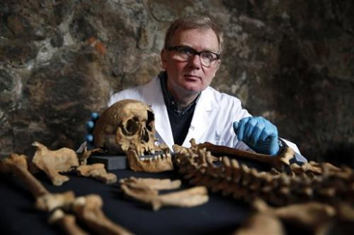 London skeletons reveal secrets of the Black Death