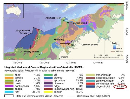 Marine reserves: finding the balance with oil and gas