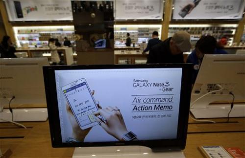 Mixed views on Samsung after stellar 2013