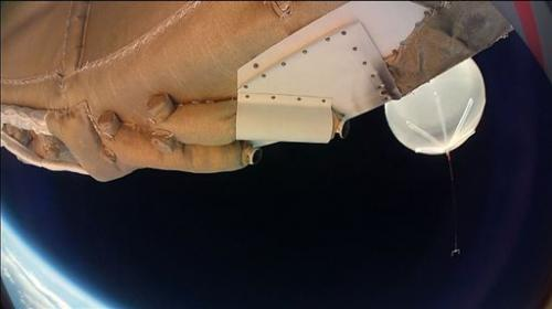 NASA Mars test called success despite torn chute