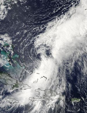 NASA's TRMM and Aqua satellites gaze into Hurricane Cristobal