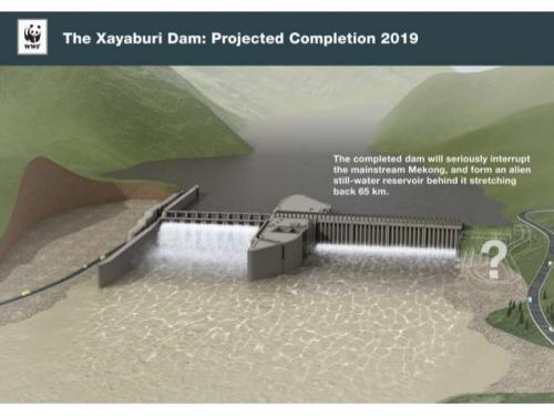 NGOs set one-year deadline to stop Xayaburi dam