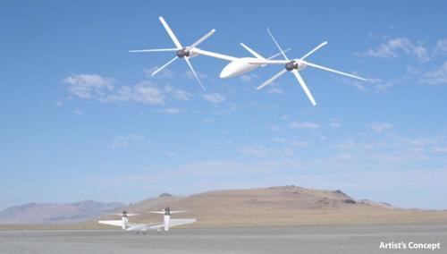 VTOL X-Plane program takes off
