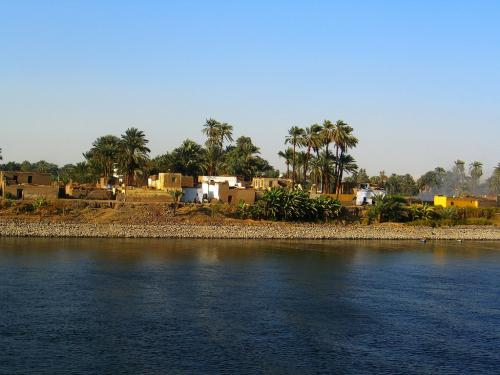 Satellite data measures Nile water for region security