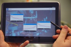 Augmented reality helps in industrial troubleshooting