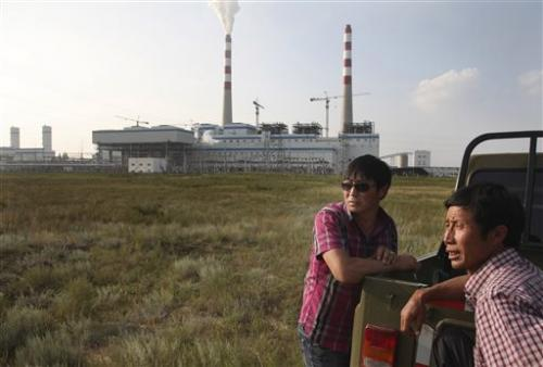 Coal gas boom in China holds climate change risks