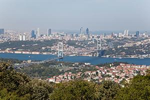 Engineers find way to build a tunnel under the Bosporus Strait