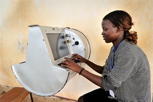 New study reveals impact of technology for children in developing world