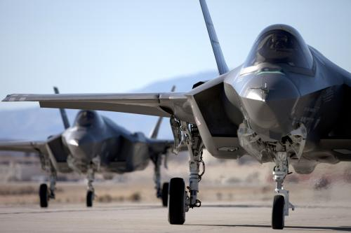The Joint Strike Fighter: is it the right aircraft for Australia?