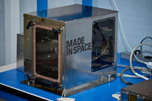 3D printer to fly to space in august, sooner than planned