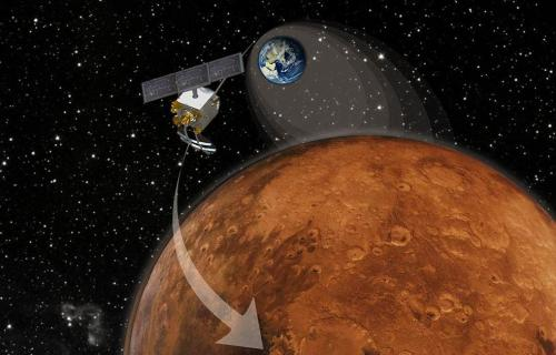 India's maiden Mars mission one month out from red planet arrival