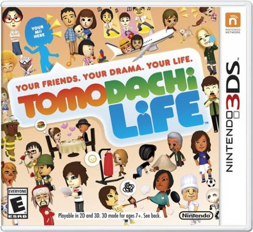 Nintendo says no to virtual equality in life game