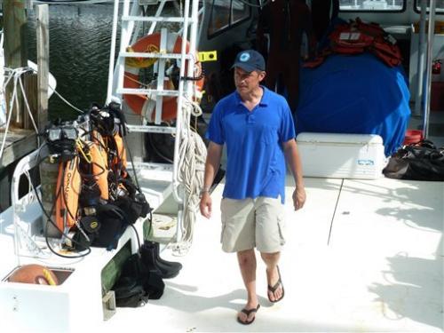 Fabien Cousteau plans 31-day underwater mission