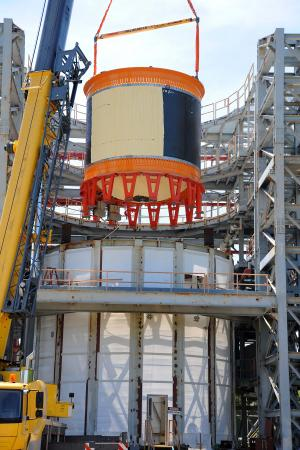 NASA Completes Successful Battery of Tests on Composite Cryotank