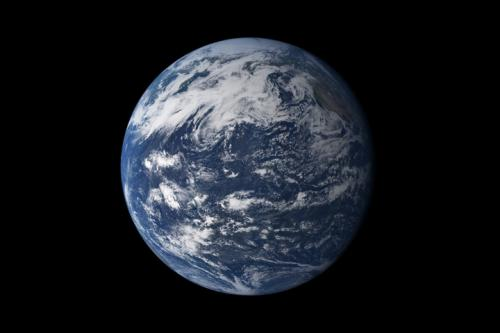 Seeing Earth As An Exoplanet: What Signs Of Life Are Visible?