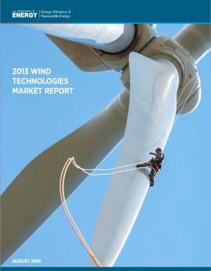 New Study Finds Price of Wind Energy in US at an All-Time Low; Competitiveness of Wind Has Improved