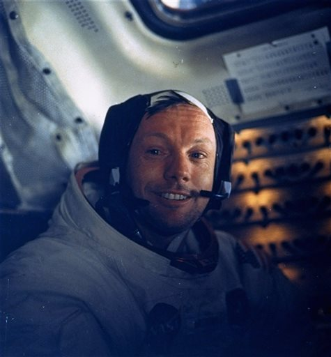 Buzz Aldrin: Where were you when I walked on moon? (Update)