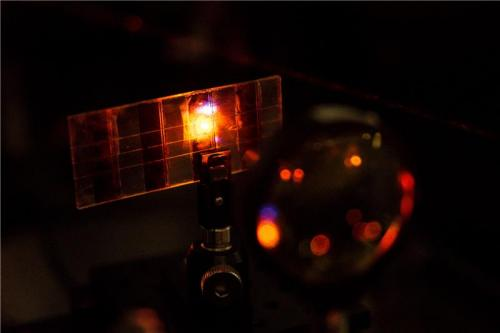 Scientists discover material that can be solar cell by day, light panel by night