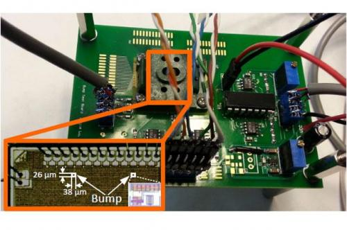 A bump circuit with flexible tuning ability that uses 500 times less power