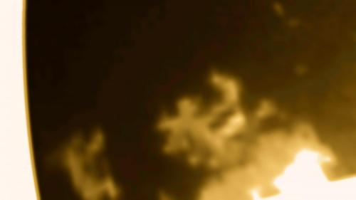 Mysterious 'Magic Island' appears on Saturn's moon Titan