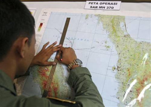After 6 days, Malaysian jet mystery still unsolved