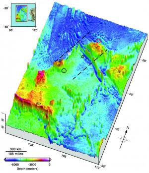 AGU: Experts publish new view of zone where Malaysia Airlines flight 370 might lie