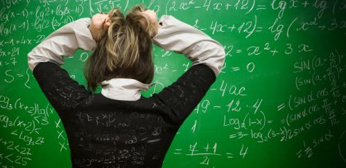 A lack of maths just doesn't add up for a career in science