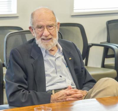 Andrew Sessler wins Fermi Award