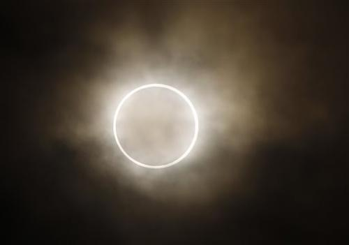 Antarctic prime spot for Tuesday's solar eclipse