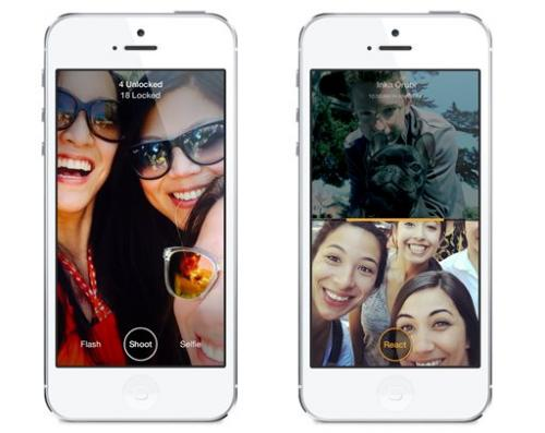 App Watch: Facebook's Slingshot for fleeting posts