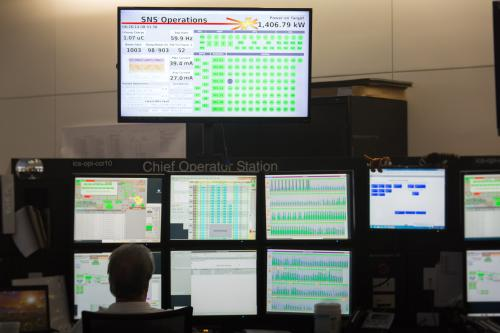 A record-breaking month for ORNL's Spallation Neutron Source