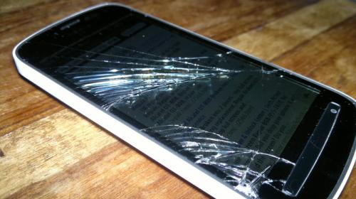 A self-destructing phone isn't the last word in security