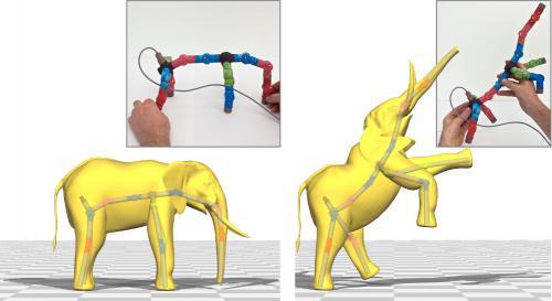 A versatile joystick for animation artists