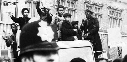 "Black Power in Britain becoming ""forgotten history"""