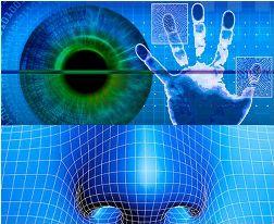 Body odor as a biometric identifier