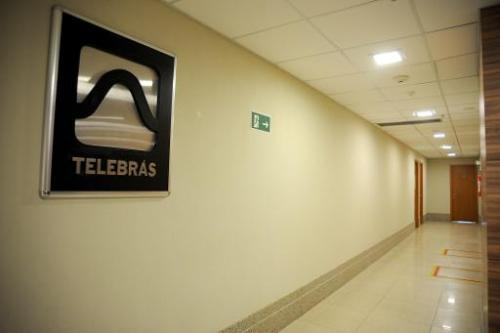 Brazilian Telecommunication Company (TELEBRAS) office in Brasilia, Brazil, on May 30, 2012