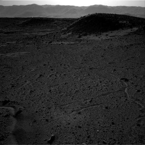 'Bright light' on Mars is just an image artifact