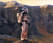 Bristol PhD student to lead team to experience 'life on Mars'