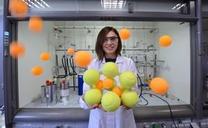 Углекислый газ прокладывает путь к уникальному наноматериалу