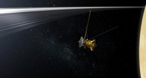Cassini names final mission phase its 'grand finale'