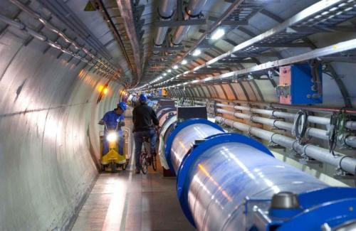 CERN announces LHC restart schedule