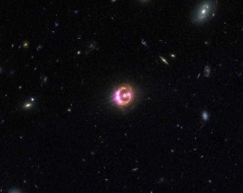 Chandra and XMM-Newton provide direct measurement of distant black hole's spin
