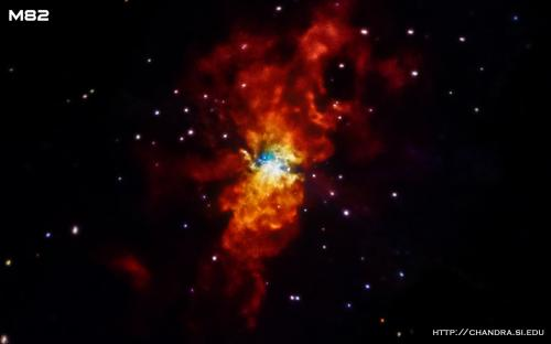 Chandra observatory searches for trigger of nearby supernova