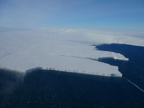 Clock Is Ticking in West Antarctic
