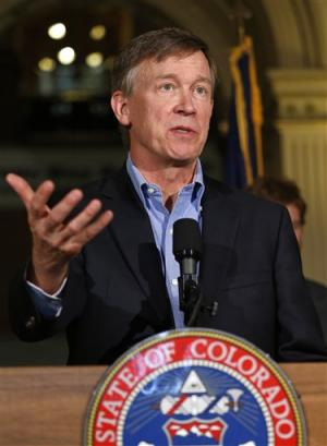 Colorado governor strikes deal on fracking